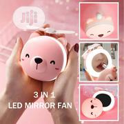 Mirror/LED Light /Mini Fan | Tools & Accessories for sale in Lagos State, Maryland