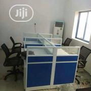 4 X 1 Work Station ( Available In Other Colours Too) | Furniture for sale in Lagos State, Ojo