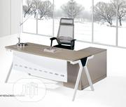1.6m Executive Office Metal Leg With Extension Table | Furniture for sale in Lagos State, Ojo