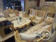 Quality Turkish Royal Sofa And Table, Hand Crafted | Furniture for sale in Lagos State, Ikeja