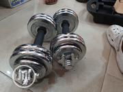 Dumbell With Case | Sports Equipment for sale in Lagos State, Ikoyi