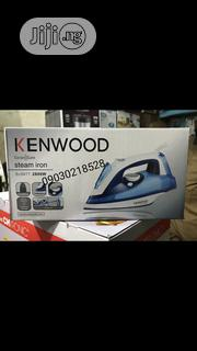 Kenwood Steam Iron 2800w | Home Appliances for sale in Lagos State, Ikeja
