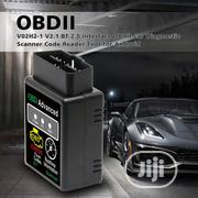 Hh OBD V2.1 Hhobd Bluetooth Car Scanner | Vehicle Parts & Accessories for sale in Lagos State, Victoria Island