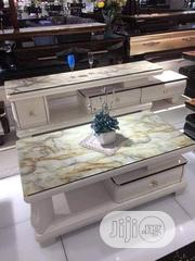 Good Quality Center Table And Tv Shelf | Furniture for sale in Lagos State, Lekki Phase 1