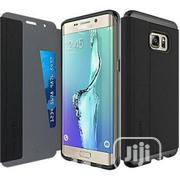 Tech21 Evo Wallet Case for Galaxy S6 Edge+ (Black) | Accessories for Mobile Phones & Tablets for sale in Lagos State, Ikeja
