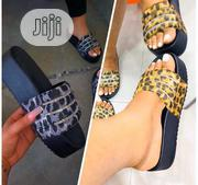 Ladies Wedge Fashionable Slippers | Shoes for sale in Lagos State, Surulere