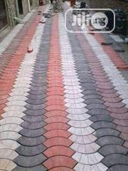 Decorative Interlocking Stones and Kerbs | Building & Trades Services for sale in Lagos State, Lekki Phase 1