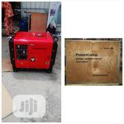 Power Camp 7.5kva Sound Proof HDE8000STA | Electrical Equipment for sale in Lagos State, Ojo