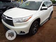 Toyota Highlander 2016 White | Cars for sale in Lagos State, Ikotun/Igando