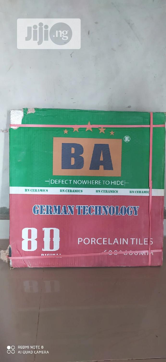 3 Pack of German Tiles for Sale