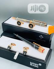Designer Pen With Cufflink Set | Clothing Accessories for sale in Lagos State, Lagos Island