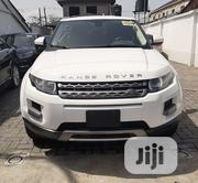Land Rover Range Rover Evoque 2015 White | Cars for sale in Lagos State, Surulere