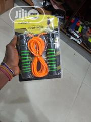 Weighed Jump Rope | Sports Equipment for sale in Lagos State, Lekki Phase 1