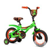 "12"" Kent Dino Power Boys' Bike - Green 
