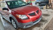 Pontiac Vibe 2006 AWD Red | Cars for sale in Lagos State, Amuwo-Odofin