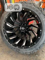 20inch Rim for Jeep Wrangler | Vehicle Parts & Accessories for sale in Lagos State, Mushin