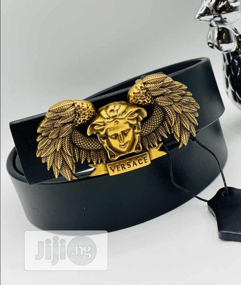 Versace Belt | Clothing Accessories for sale in Lagos Island, Lagos State, Nigeria