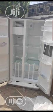 Midea Side By Side 490L Refrigertor With Water & Ice Dispense HC-657 | Kitchen Appliances for sale in Lagos State, Ojo