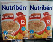 Nutriben Breakfast 12month | Baby & Child Care for sale in Lagos State, Ifako-Ijaiye