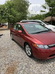 Honda Civic 2008 1.8 EX Automatic Red | Cars for sale in Abuja (FCT) State, Gwarinpa