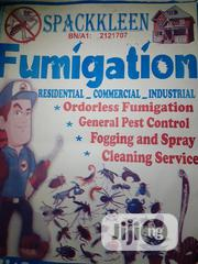 Professional Fumigation & Cleaning Services | Cleaning Services for sale in Lagos State, Ajah