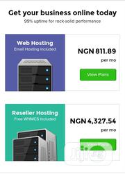 Web Hosting Plan | Computer & IT Services for sale in Lagos State, Ikeja
