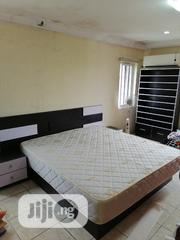 Luxury Bedframe + Tall Shoe Rack + Mouka Mattress | Furniture for sale in Lagos State, Alimosho