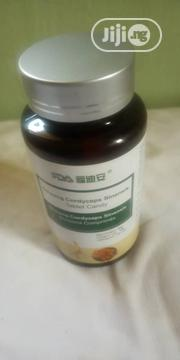 Ginseng Cordyceps Capsules | Sexual Wellness for sale in Ogun State, Abeokuta South
