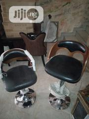 Quality Bar Stool, Available in Brown ,Black and White   Furniture for sale in Lagos State, Ojo