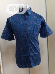 Men's Short Sleeve Shirt Multicolour- 15% Discount | Clothing for sale in Lagos State, Ajah