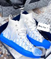Dior B23 Oblique Gradient Blue Sneakers | Shoes for sale in Lagos State, Lagos Island