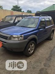 Land Rover Freelander 2000 Blue | Cars for sale in Lagos State, Ikotun/Igando