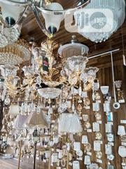 Quality Crystar Chandelier For Sitting Room | Home Accessories for sale in Lagos State, Ojo