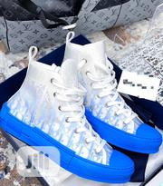 Dior B23 Oblique Gradient Blue Sneakers Original | Shoes for sale in Lagos State, Surulere