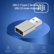 USB-C USB 3.1 Type C Female To USB 3.0 Male Adapter | Computer Accessories  for sale in Lagos State, Surulere