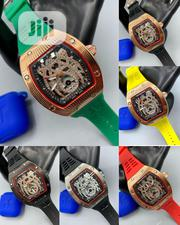 Exclusive Richard Miller Wristwatch Available in Colors | Watches for sale in Lagos State, Lagos Island