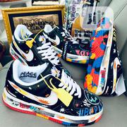 Nike AF1 Peace Minus One | Shoes for sale in Lagos State, Lagos Island