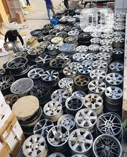 Tokunbo Rims And Tyres All Size At Good Price | Vehicle Parts & Accessories for sale in Lagos State, Mushin