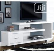 Tv Stand With Storage Cabinet | Furniture for sale in Lagos State, Ojo