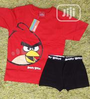 Pyjamas With Top And Boxer | Children's Clothing for sale in Lagos State, Ikeja