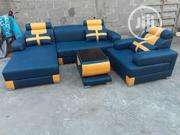 L Shape Sofa With Center Table | Furniture for sale in Lagos State, Ojo