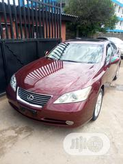 Lexus ES 2008 350 Red | Cars for sale in Edo State, Benin City