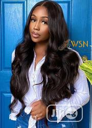 16inches 200g Plus Fronta Long Curling Hair | Hair Beauty for sale in Lagos State, Surulere