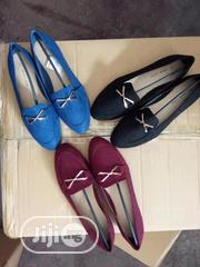 Quality Female Suede Flat Shoes | Shoes for sale in Lagos State, Ikeja