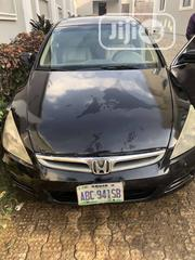 Honda Accord 2007 2.4 Black | Cars for sale in Abuja (FCT) State, Asokoro