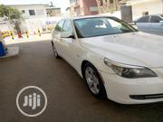 BMW 528i 2008 White   Cars for sale in Lagos State, Shomolu