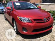 Toyota Corolla 2013 Red | Cars for sale in Lagos State, Yaba