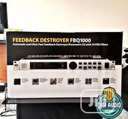 Behringer Feedback Destroyer Fbq1000 | Audio & Music Equipment for sale in Lagos State, Yaba
