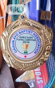 Medal With Chemical Printing | Sports Equipment for sale in Plateau State, Langtang North