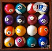 Snooker Numbered Balls   Sports Equipment for sale in Sokoto State, Kebbe